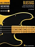Hal Leonard Blues Bass Method Tab + Accès audio