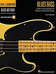 Hal Leonard Blues Bass Method Tab + Accès audio: A Guide to the Essential Styles and Techniques (Hal Leonard Bass Method)
