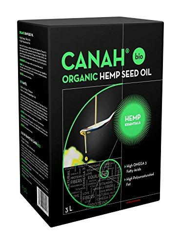 Hanföl by Canah (3 liter bio)