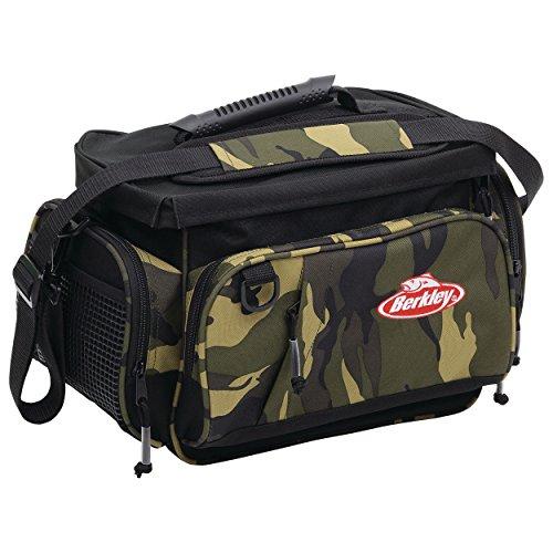 Berkley Camo Shoulder Bag Tasche Angeltasche Carryall Anglertasche