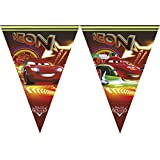 Disney Cars Neon City 82633 guirnalda - guirnaldas (Multicolor, Papel, Procos)