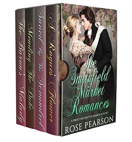 The Smithfield Market Romances: A Sweet Regency Romance Boxset (English Edition)