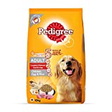 #6: Pedigree Adult Dog Food (High Protein Variant) – Chicken, Egg & Rice, 10 Kg