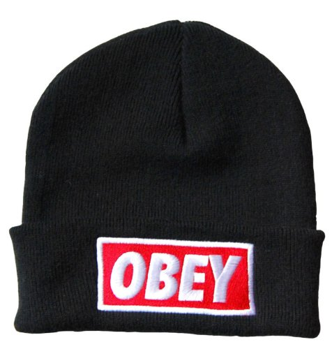 Obey Beanie Mütze Kint Wintermütze