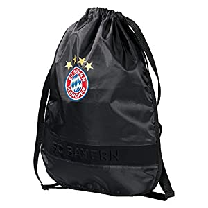 FC Bayern München Sportbeutel schwarz
