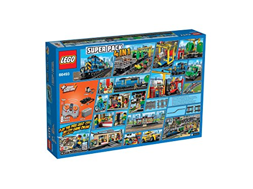 LEGO City 66493 - Güterzug Value Pack