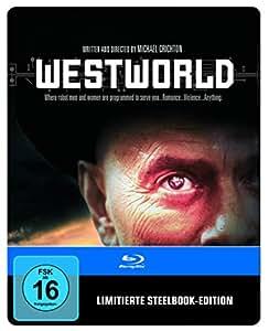 Westworld Steelbook (exklusiv bei Amazon.de) [Blu-ray] [Limited Edition]