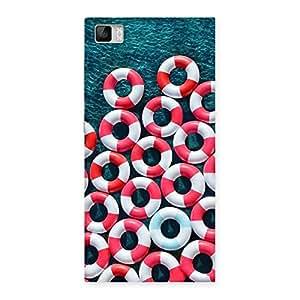 Cute Premium Saving Sea Back Case Cover for Xiaomi Mi3