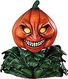 Máscara de calabaza Halloween