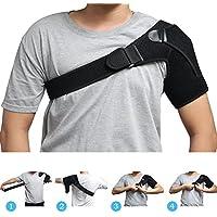 aptoco Schulter Verstellbare Kopfstütze Neopren Wrap Gürtel Band für Rotator Manschetten, AC Gelenk dislocated... preisvergleich bei billige-tabletten.eu