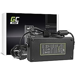 Green Cell Chargeur pour MSI GE60 GE60K GE62 GE620 GE620DX GE62VR GE70 GE70K Ghost GS60 GP60 GP62 GP62M GP62MVR GP70 GP72 GP72M GP72MVR 19.5V 7.7A Adaptateur Alimentation pour Ordinateurs Portables