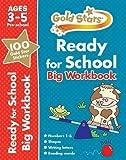 Gold Stars Ready for School Big Workbook (Gold Stars Preschool Bumper)