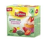 Best Lipton Tea Cups - Lipton Green Tea - Strawberry Cupcake - Premium Review