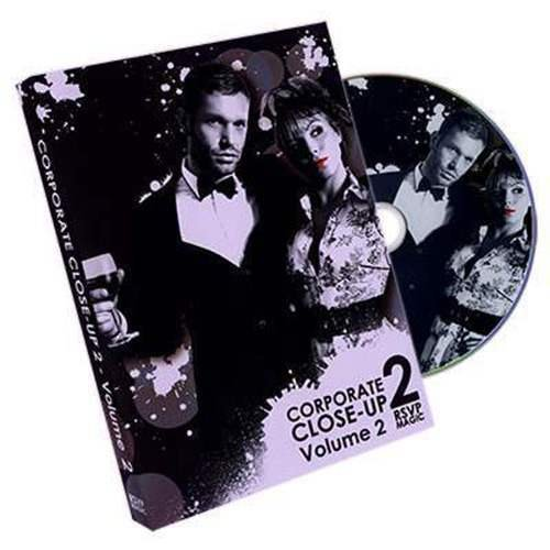 Corporate Close Up II Volume 2 by RSVP - DVD - DVD and Didactis - Zaubertricks und props