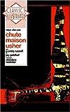 La Chute de la maison Usher (1CD audio)