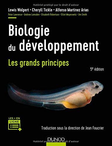 Biologie du développement : Les grands principes