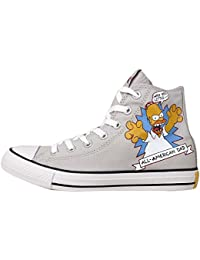 bf59e9a6212e Converse Chuck Taylor All Star High Simpsons Sneaker 4.5 US - 37.0 EU
