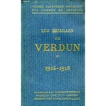 Les batailles de verdun (1914-1918)