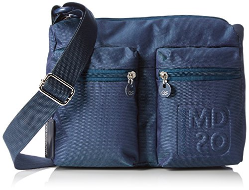 mandarina-duck-womens-md20-tracolla-blueberry-cross-body-bag-blue-blau-blueberry-495