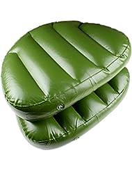 46 * 33 * 10cm del amortiguador de pesca inflable del barco de pesca kayak Remo Agua Barco Deportes