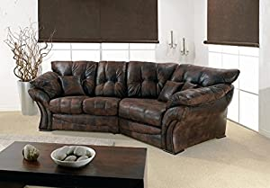 Florida 4 Seater Snuggle Sofa by Lebus Upholstery