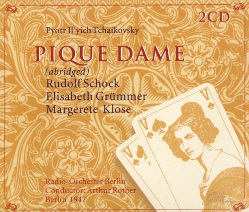 Tchaikovsky: Pique Dame by SCHOCK / BERLIN RADIO ORCH / ROTHER Damen-schock