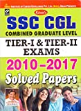 Kiran's SSC CGl Tier – I and Tier – II Exam 2010 – Till Date Solved Papers – EnglishTotal 50 SetsSSC Combixned Graduate Level Tier – I and Equivalent 32 Solved PapersSSC Combined Graduate Level Tier – II and Equivalent 18 Solved Papers.