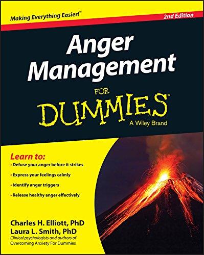 Anger Management For Dummies, 2nd Edition - Management Für Dummies