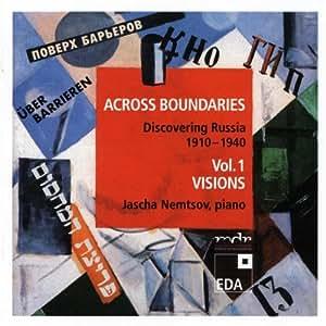 Across Boundaries (Discovering Russia 1910-1940) Vol. 1