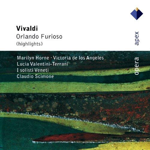 """Vivaldi : Orlando furioso : Act 2 """"Sorge l'irato nembo"""" [Orlando]"""