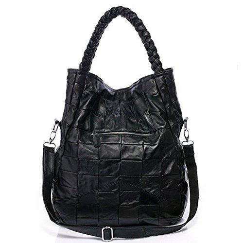 Eysee , Damen Clutch Schwarz schwarz 36cm*45cm*14cm schwarz