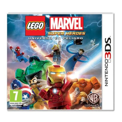 LEGO: Marvel Super Heroes 6