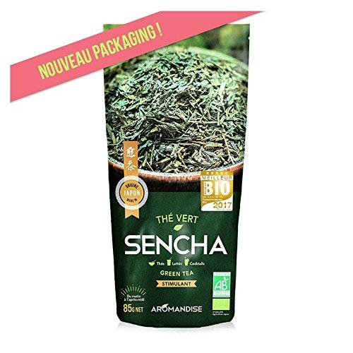 Té Verde Sencha orgánico