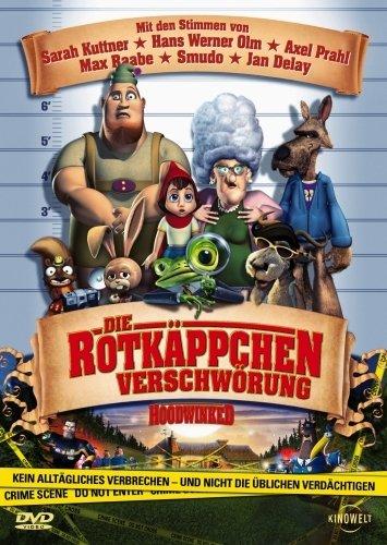 Die Rotkäppchen-Verschwörung Shrek Dvd Von Amazon