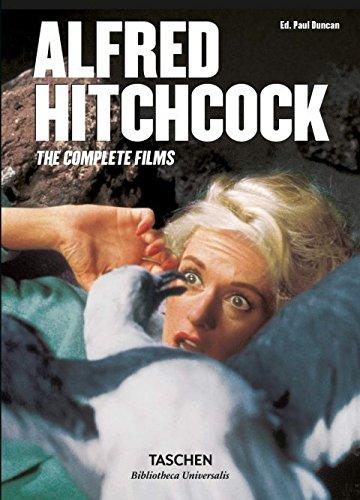 Alfred Hitchcock: Filmografía completa por Paul Duncan