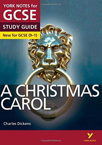 A Christmas Carol: York Notes for GCSE (9-1)