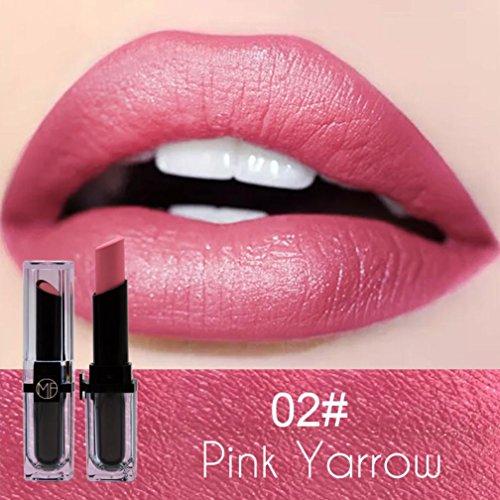 Rouge à lèvres, GreatestPAK Rouge à Lèvres Moisture Lèvres de Charme Longues Lèvres (02#)