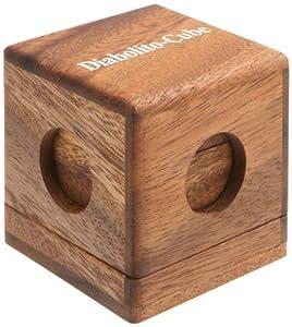 """Philos 6250 - Juego de lógica de madera """"Cubo Diabolito"""""""