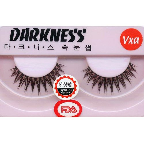 Darkness False Eyelashes VX by False Eyelashes VX