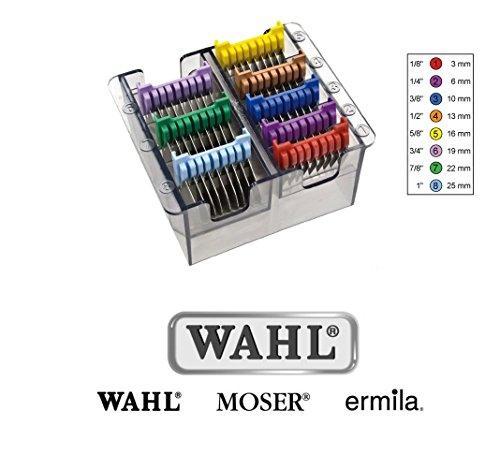 Rotschopf24Edition: Otto metallo pettini = tiersc Herm aschinen + rasoi. Compatibile con molti Wahl/Moser e Ermila macchinari. (non adatto per max 45/50) 40541