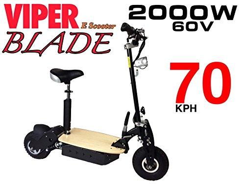 Scooter eléctrico Viper Blade 2000W 60V