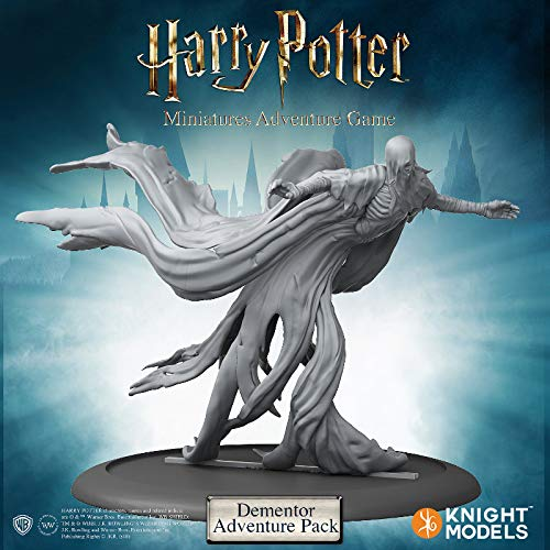 Knight Models HPMAG012 Harry Potter Miniaturen Adventure Spiel: Dementor Expansion Pack