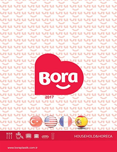 Bora: Product Catalog 2017 (Bora Catalog Spanish)