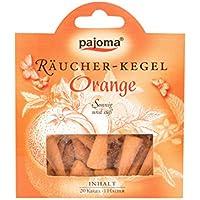 Pajoma 67847 Räucherkerzen - Räucherkegel Orange preisvergleich bei billige-tabletten.eu