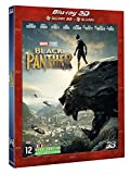 Black Panther Blu-ray 3D + 2D  - Marvel [Combo Blu-ray 3D + Blu-ray...