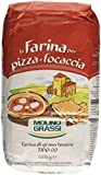 Molino Grassi Italian Flour for Pizzas and Focaccia 1 kg (Pack of 10)