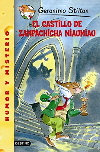 chicha Miaumiau/ Cat and Mouse in a Haunted House: Geronimo Stilton 14 ()