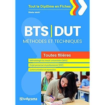 DUT-BTS : Méthodes et techniques
