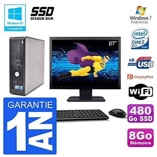 Dell PC 780 SFF Bildschirm 27