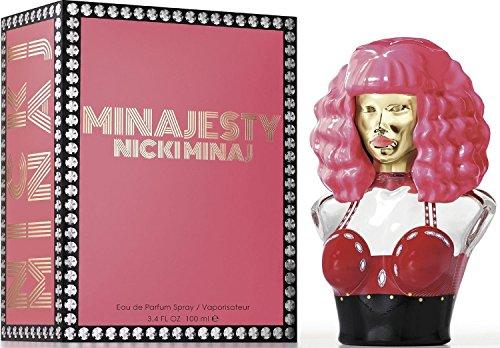 Nicki Minaj Minajesty, Eau de Parfum spray, 100 ml